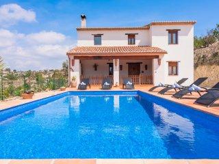 4 bedroom Holiday cottage in Benissa, Alicante, Costa Blanca, Spain : ref - Canor vacation rentals