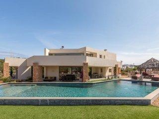 5 bedroom Villa in San Rafael, San Antonio, Ibiza : ref 2385368 - Ses-Paisses vacation rentals