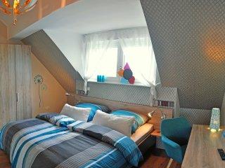 Frankfurt Bed and Breakfast Doppelzimmer für Messe, Beruf & Urlaub - Frankfurt vacation rentals