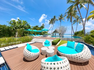 Villa Beachfront Baan Paradise - Maret vacation rentals