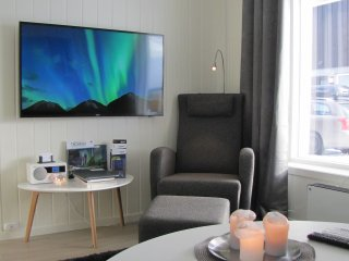 Nice Condo with Washing Machine and Television - Tromsø  vacation rentals