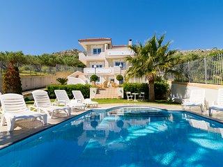 Aris Palace 300m² Villa Prive Pool Family Quiet - Karteros vacation rentals