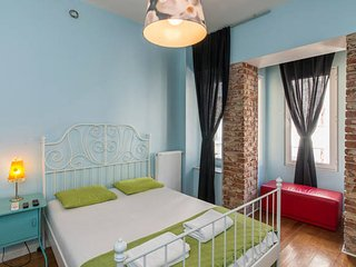 Lovely&Bright, Super Central Studio Loft in Taksim - Istanbul vacation rentals