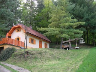 Romantic 1 bedroom Ptuj House with Deck - Ptuj vacation rentals