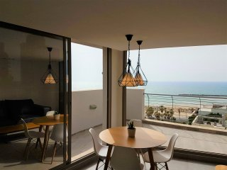 Luxury Duplex With Full Sea View - Tel Aviv vacation rentals