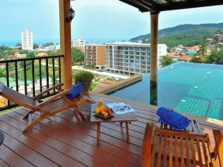 Karon Beach 6 Bed Seaview Villa - Karon Beach vacation rentals