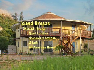 Island Breeze is a spacious, quiet, American style family vacation rental. - Onna-son vacation rentals