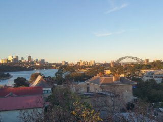 Homely Comfort with a Stunning View - Balmain vacation rentals