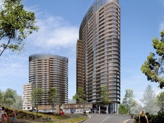 Sydney Olympic Park Amazing View 2 Bed APT+FREE CAR PARK - Sydney Olympic Park vacation rentals