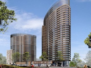 Luxury 2 Bed 2 Bath CITY VIEW APT + FREE Car Space in Sydney Olympic Park - Sydney Olympic Park vacation rentals