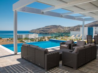 Blue Horizon 4 bedroom Sea View Villa - Lindos vacation rentals