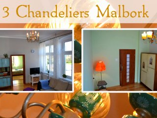 Beautiful Condo with Internet Access and Parking Space - Malbork vacation rentals
