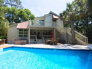 Pristine, newly renovated house w/ private pool, hot tub & patio and 5 min - Johns Island vacation rentals