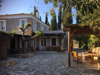 Elegant stone house in Argolis - Kranidi vacation rentals