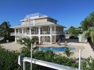 Extraordinary waterfront custom home - Marathon Shores vacation rentals