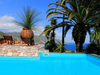 PANORAMIC APARTMENT with Terrace  Pool + View Taormina - Taormina vacation rentals