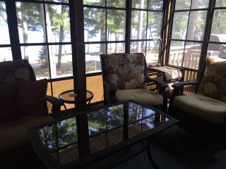 MUSKY SHORES AT LEISURE LODGE RESORT on Big St. Germain Lake - Saint Germain vacation rentals