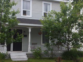 Spacious, downtown, upper furnished suite - Truro vacation rentals