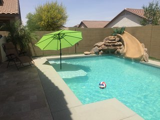 Private piece of paradise with pool and hot tub - Florence vacation rentals