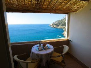 Casa Maria Vittoria 2 bedrooms sea view balcony free WI FI air condition Kitchen - Minori vacation rentals