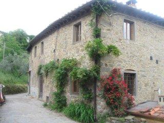 La Balconata - Holiday rental in Tuscany - Bagni Di Lucca vacation rentals