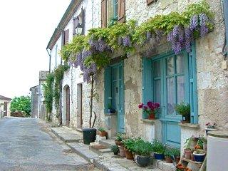 Beautiful Bastide Stone Townhouse - Tournon-d'Agenais vacation rentals