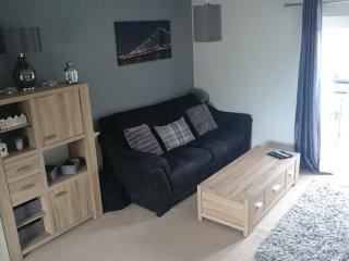 1 bedroom Apartment with Internet Access in Milton Keynes - Milton Keynes vacation rentals