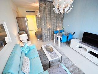 Palm Views East - Brand new studio Apt - Dubai vacation rentals