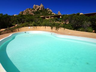 The residence Sardinia with swimming pool - Costa Paradiso vacation rentals
