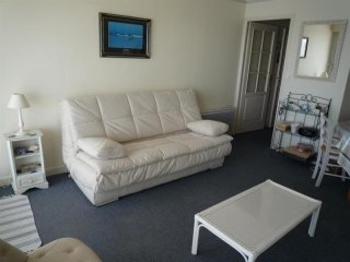 Cozy Studio with Television and Balcony - Les Sables-d'Olonne vacation rentals