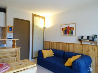 Bright Sainte-Engrace Studio rental with Television - Sainte-Engrace vacation rentals