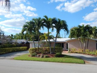 Florida Beach House with Pool - Deerfield Beach vacation rentals