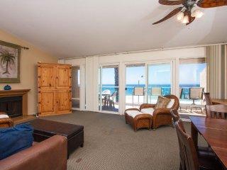 Ocean Front Condo #8a 2 BR, Sleeps 6: Pet Friendly - Carlsbad vacation rentals