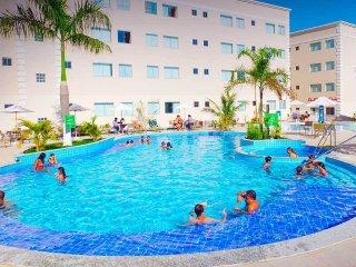 Apartamento Para Até 8 Pessoas Encontro das Águas Thermas Resort - Caldas Novas vacation rentals