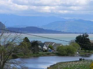 Pet Friendly Beach View House Overlooking the Waters Near Deception Pass - Oak Harbor vacation rentals