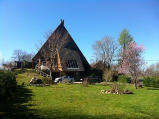 5 bedroom Chalet with Television in Saint-Genes-Champespe - Saint-Genes-Champespe vacation rentals