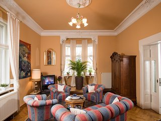 Villa Burghardt, in Art Nouveau style - Naumburg vacation rentals
