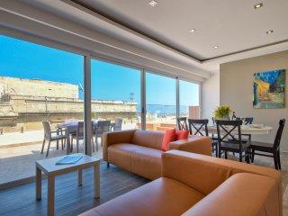 Valletta Harbour Views Duplex Penthouse - Valletta vacation rentals