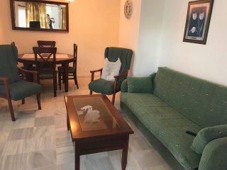 [754] Spacious 3 bedroom apartment with garden - Valdelagrana vacation rentals