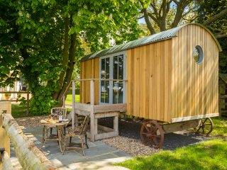 Perfect Shepherds hut with Television and DVD Player - Whitchurch vacation rentals
