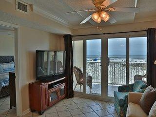 Castaways 1B - Gulf Front - Gulf Sands Rentals - Gulf Shores vacation rentals