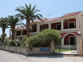 Bright 39 bedroom Roda Resort with A/C - Roda vacation rentals