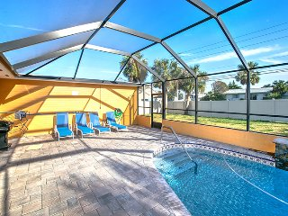 June/July $pecials - Luxury Pool Home – Steps to the Beach – 4BR/3BA - #200 - Ormond Beach vacation rentals