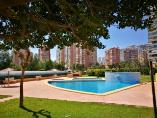 Fantástico piso con espléndidas vistas a Benidorm - Benidorm vacation rentals