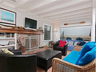 Historic Oceanfront Home on Silver Strand Beach - Oxnard vacation rentals