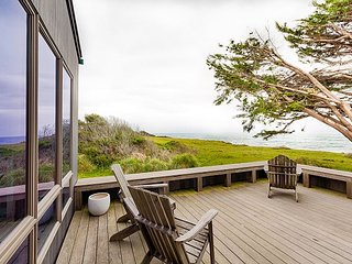 Captivating Oceanfront Home in Sea Ranch w/ Views, Hot Tub, & Gourmet Kitchen - The Sea Ranch vacation rentals