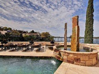 Palatial Villa-Style Lake Travis Waterfront w/ Private Dock, Beautiful Views - Point Venture vacation rentals