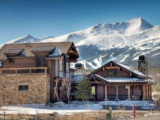 Luxe Breckenridge Home w/ Private Hot Tub, Gourmet Kitchen, Minutes to Skiing - Breckenridge vacation rentals