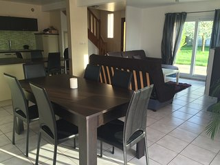 Nice House with Garage and Parking - Saint-Pere vacation rentals