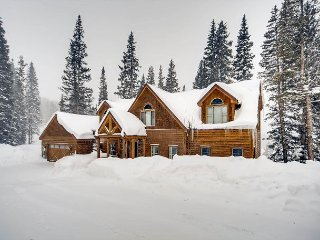 Beautiful, Secluded Mountain Location Only 7 Minutes From Breckenridge - Blue River vacation rentals